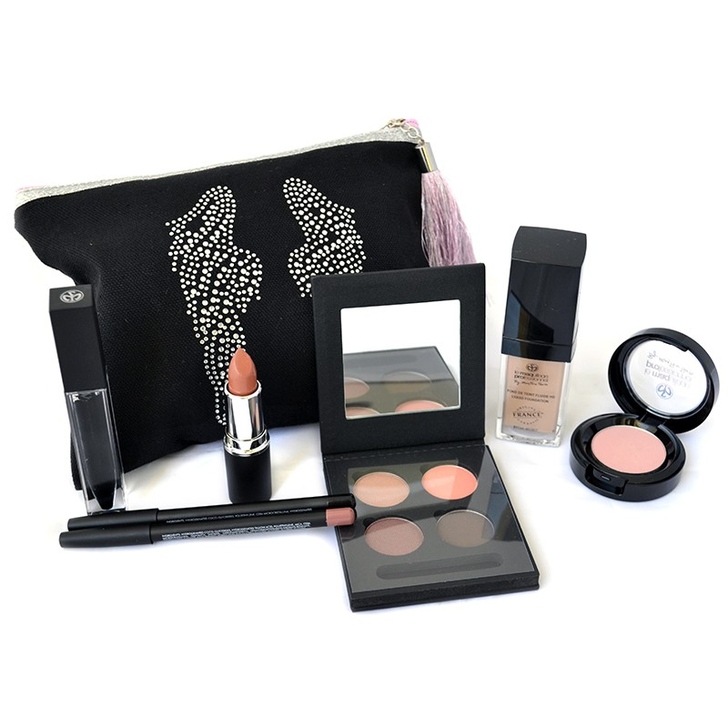 Kit trousse maquillage Nude