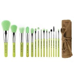Set de pinceaux Bdellium Tools Green Bambu