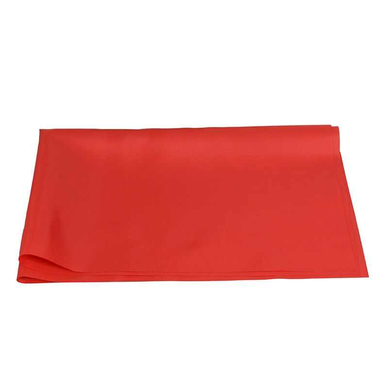 Foulard ROUGE COQUELICOT