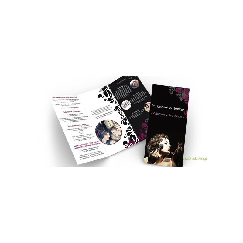 300 flyers A4 Conseil en image