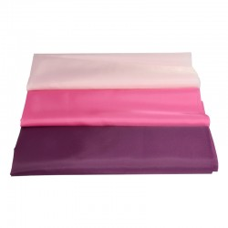"Kit Foulards "" ROSE FROID """