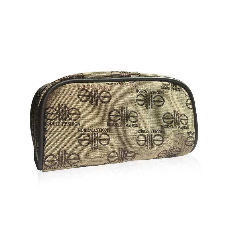 ELITE MODELS - Trousse de maquillage Elite Models Camel