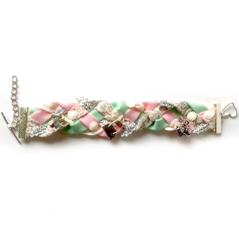Bracelet pastel