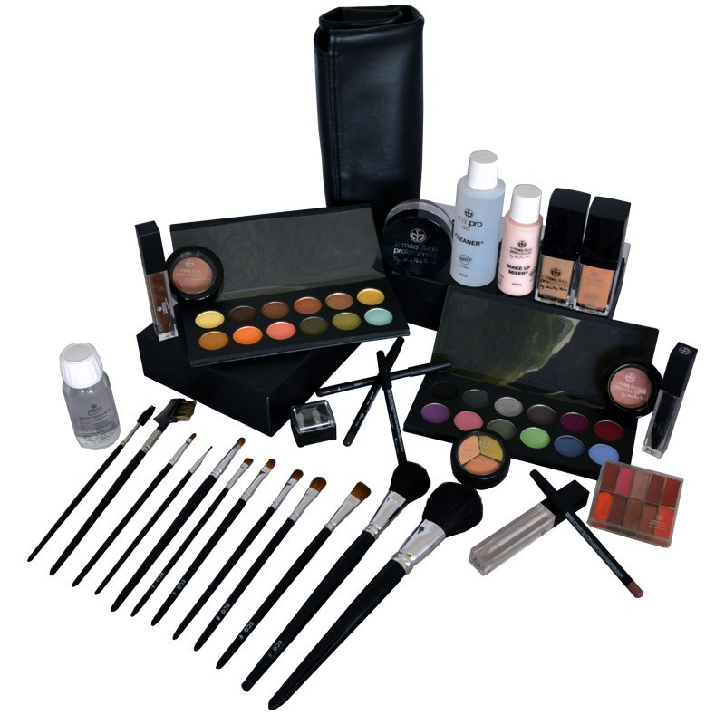 Kit maquillage professionnel Maqpro
