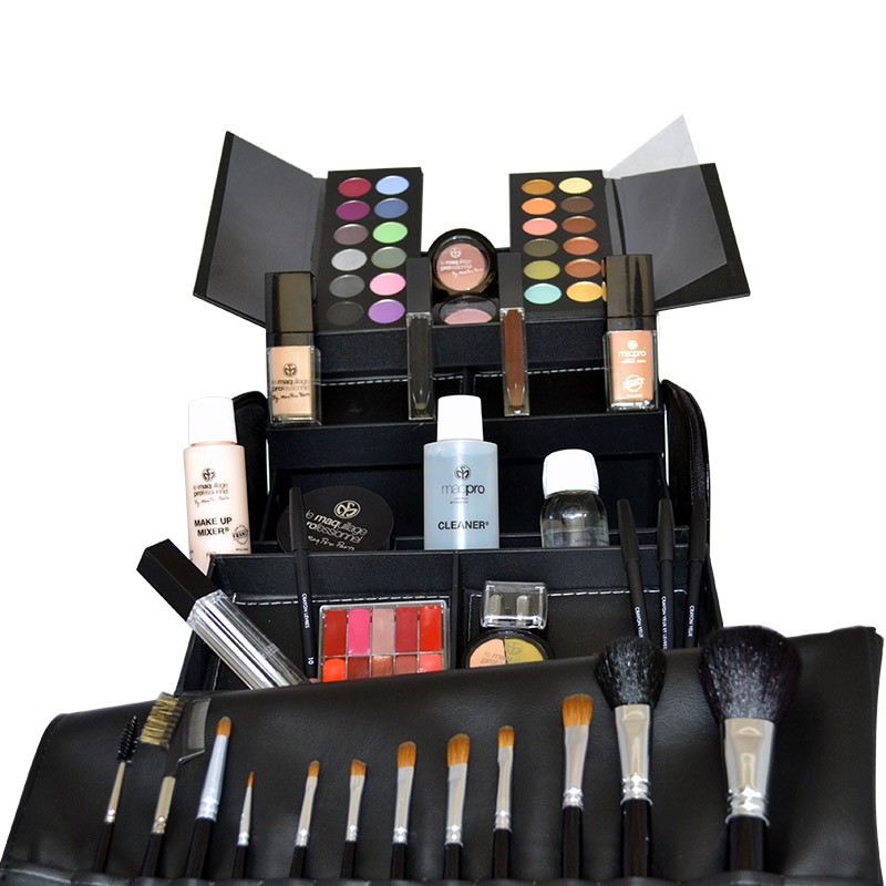 kit mallette maquillage pour professionnel. Black Bedroom Furniture Sets. Home Design Ideas