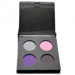 Kit palette maquillage professionnel Eté
