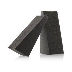 Žponge latex triangulaire par 2